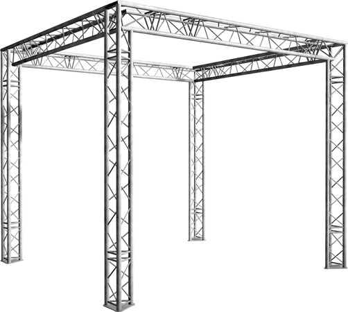 Structure grill