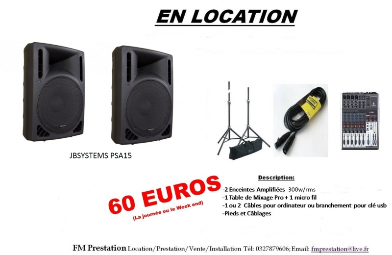location sono 50
